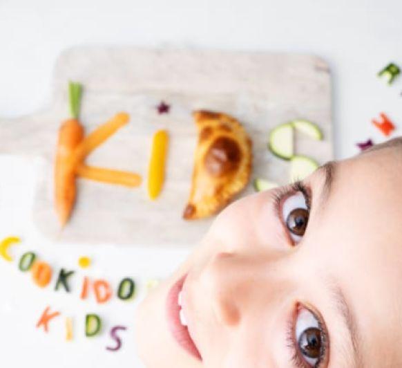 cookido kids ; Una cocina original y divertida para los más pequeños de casa.