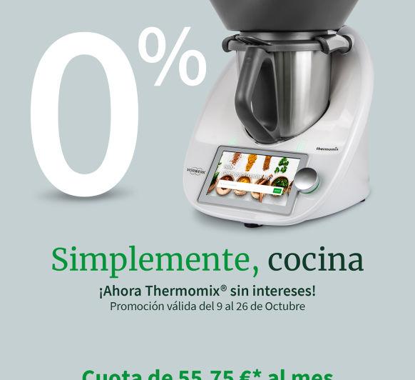 QUIERO PAGAR MI Thermomix® SIN INTERESES