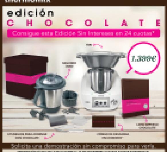''EDICIÓN CHOCOLATE''