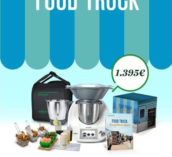 Food truck, una edición, con dos opciones, 0% de interés, más facilidades para comprar tu Thermomix®