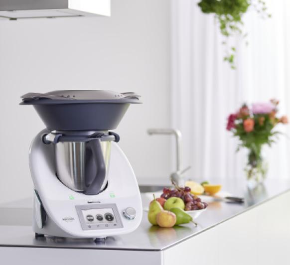 9 consejos para cocinar al vapor con Thermomix®