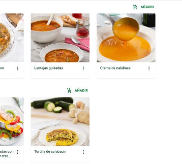 Cómo organizo el menú semanal: ideas y alternativas Semana 25 de noviembre 1 de diciembre