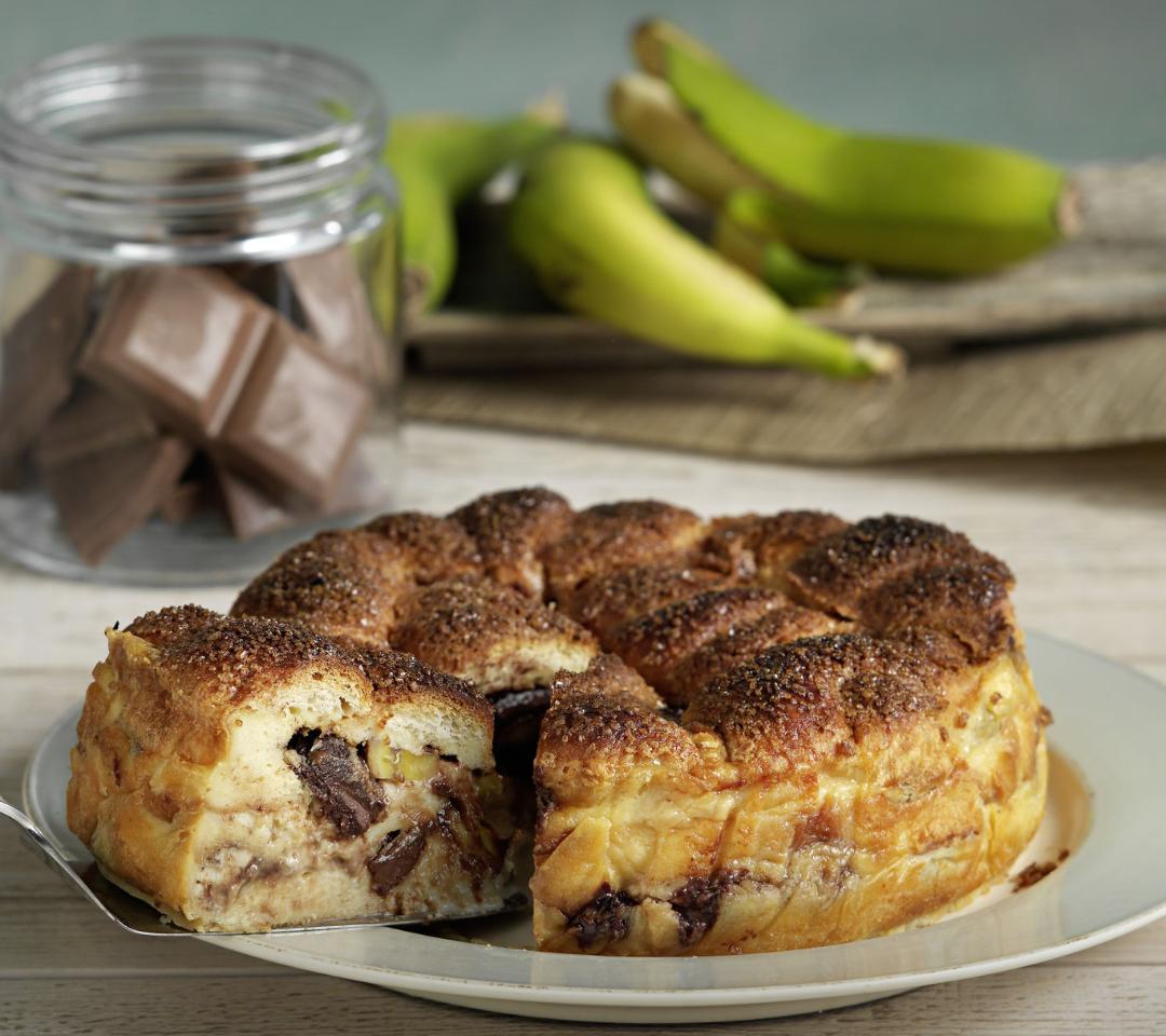 Pudin con pl tano y chocolate postres y dulces blog de - Comprar thermomix corte ingles ...