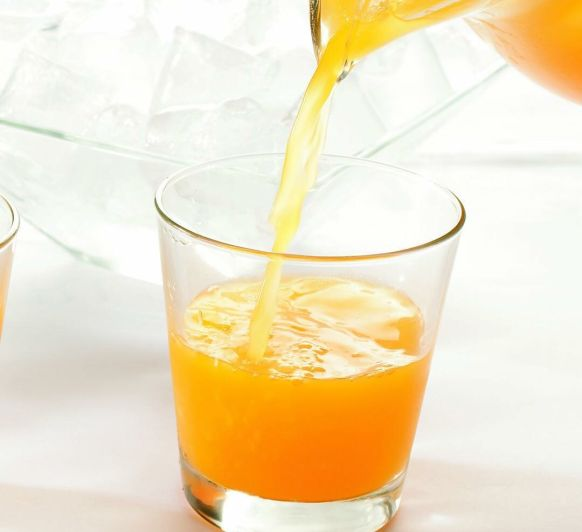 """bebida energetica natural del libro de """"Menos de 400 kcal""""."""