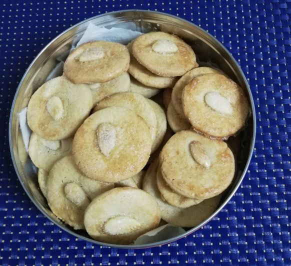 Perrunillas con Thermomix® .