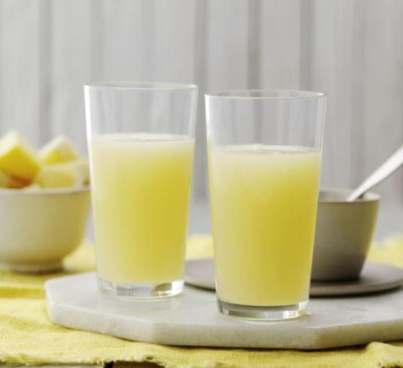 Bebida para las defensas (limón, jengibre y miel) con Thermomix® en Mendez Alvaro