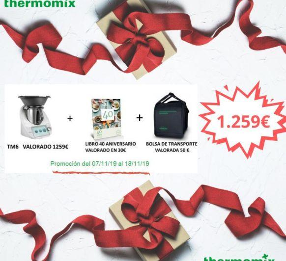 ¡Ultima promoción de Thermomix® ¡