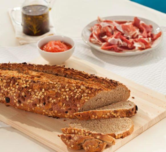 Hoy un pan distinto,con mi Thermomix® ¡
