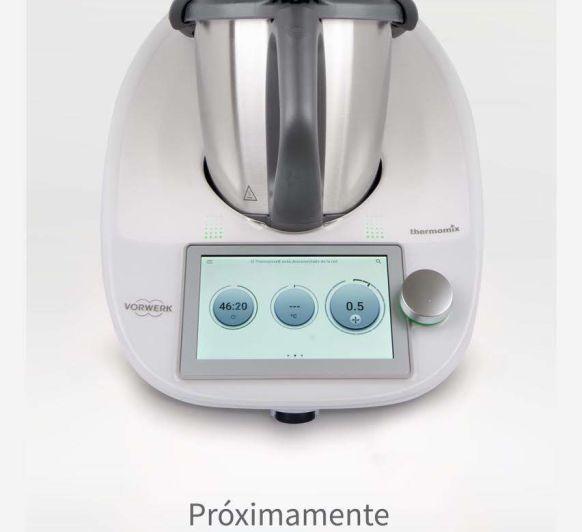 Nuevo Thermomix® TM6 campaña Pre Lanzamiento