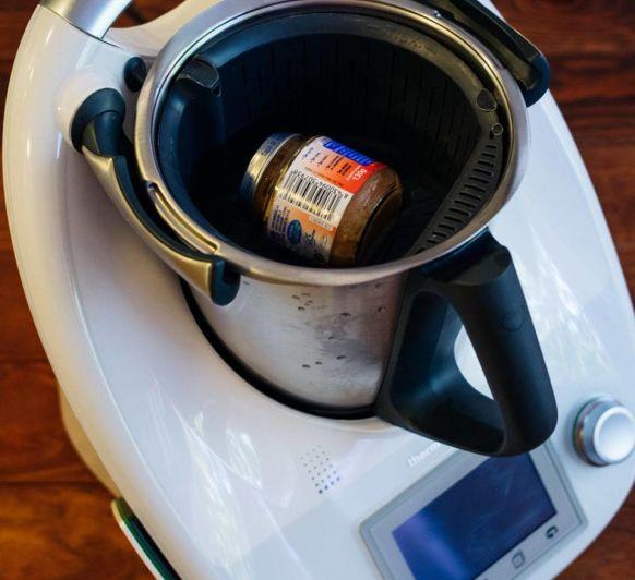 Como calentar potitos con el Thermomix® .