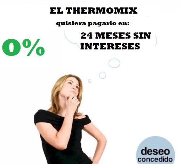PROMOCIÓN Thermomix® SIN INTERESES,0%.