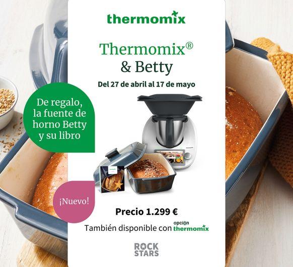 ¡Promoción día de la madre,Thermomix® ¡