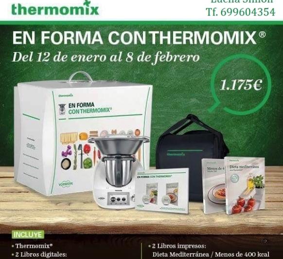 Nueva Edición En forma con Thermomix®