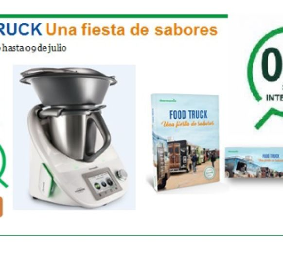 Thermomix® SIN INTERES