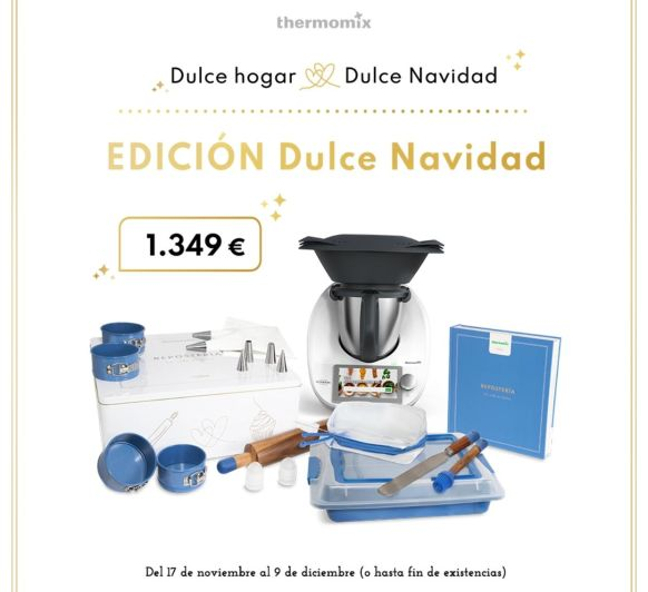 Edición Dulce Navidad Méndez Álvaro