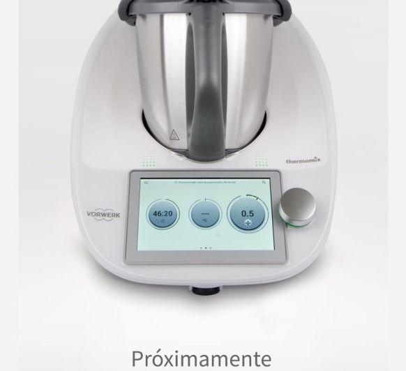 Entregas del Thermomix® TM6