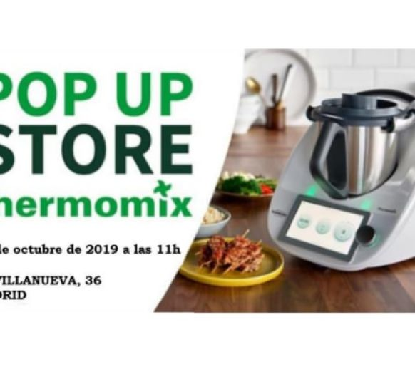 POP UP STORE Thermomix®