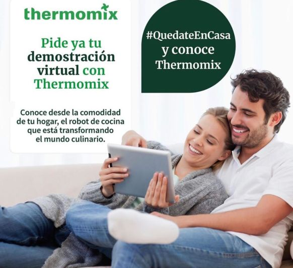 DEMOSTRACIÓN Thermomix® VIRTUAL.