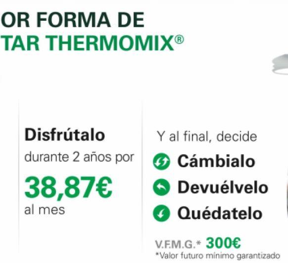 Opción+: la mejor manera de disfrutar de Thermomix®