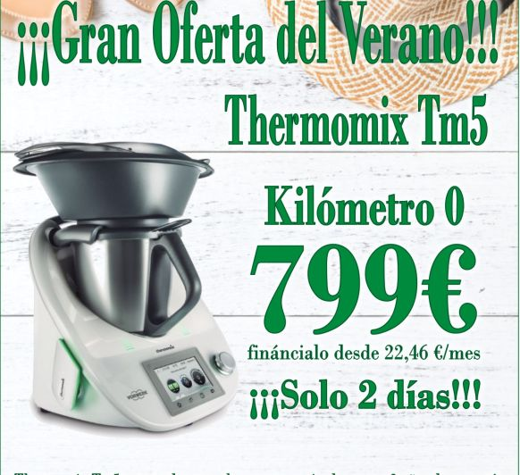 ¡¡¡Vuelve el Kilómetro 0 a Thermomix® !!!