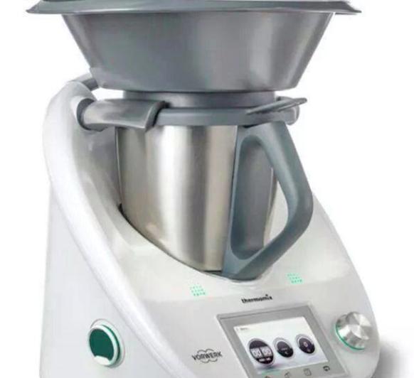 Thermomix® TM5. El futuro de la cocina