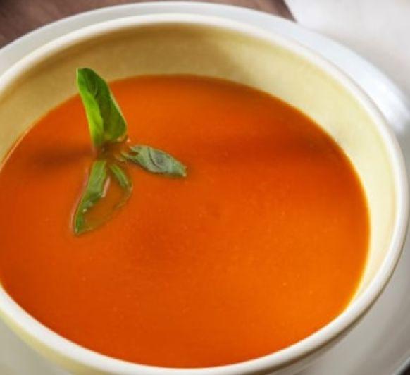 Sopa de verduras depurativas.
