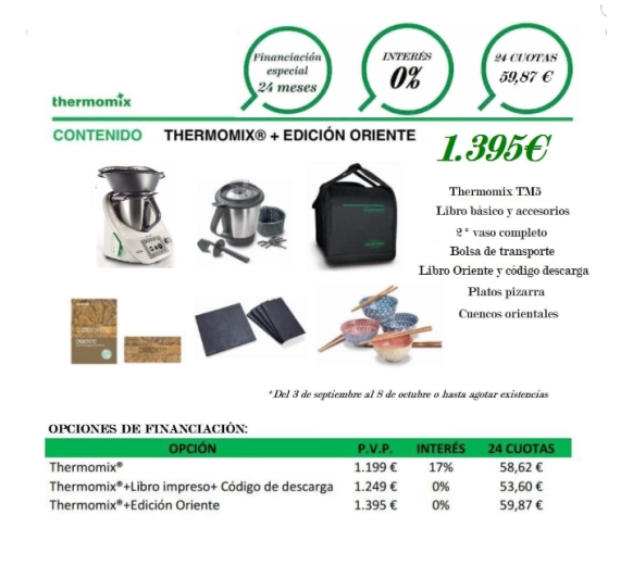 COMPRAR Thermomix® SIN INTERESES! 0%.