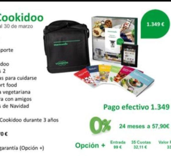 Edición Cookidoo 0%
