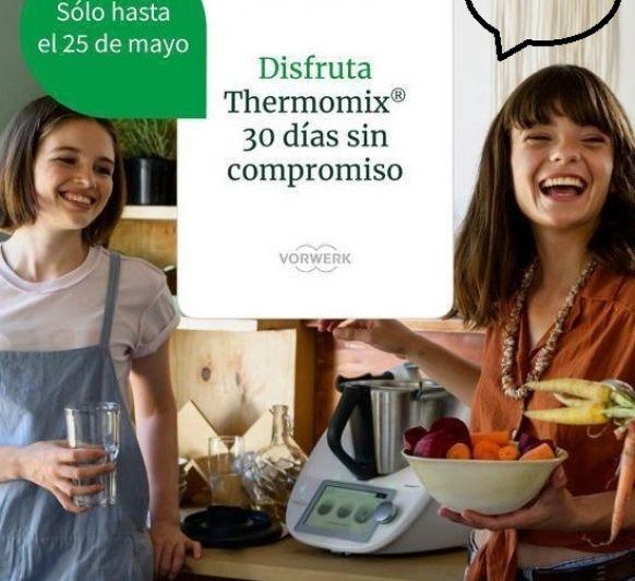 Thermomix® TM6, 30 DÍAS EN TU CASA, PRUÉBALA.(MADRID-MENDEZ ALVARO)