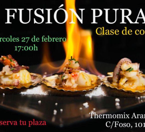 CLASE ''FUSIÓN PURA''