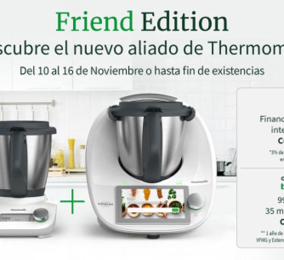 NOVEDAD Thermomix® FRIENDS¡(Madrid-Mendez Alvaro)