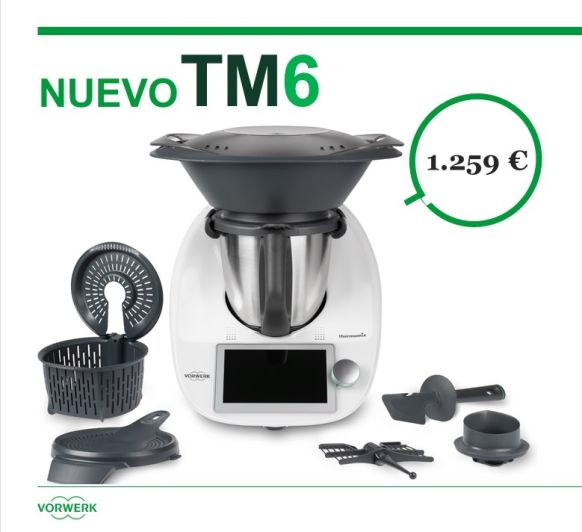 Nuevo Thermomix® TM 6.