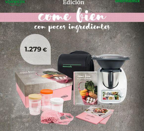 Nueva Edición ''Come bien con pocos ingredientes''