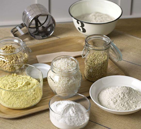 Prepara tu propia harina