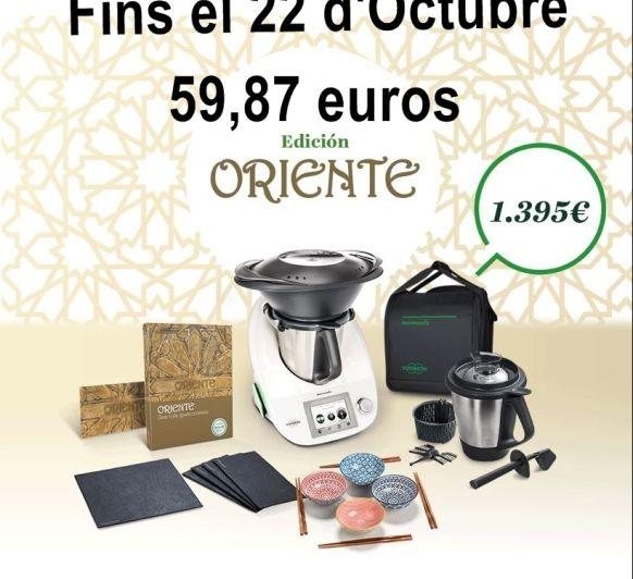 Edició Orient ,0% Interesos Fins 22 de OCTUBRE !