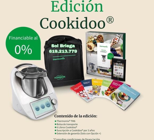 Nueva Edición. Cookidoo y ademas.....