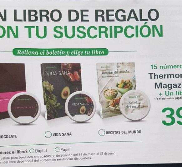 REVISTA Thermomix® CON REGALO