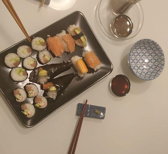 Arroz blanco para sushi (Cocción de arroz) con Thermomix® TM6 . (Méndez Álvaro Madrid)