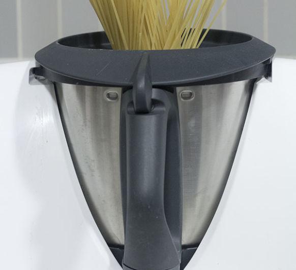 Cómo cocer espaguetis en Thermomix® .
