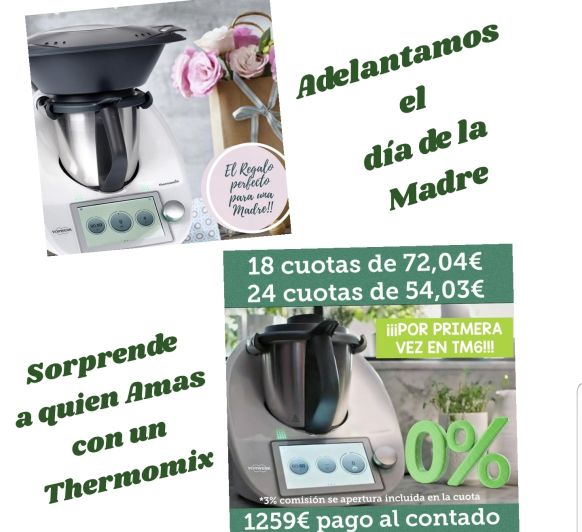 DIA DE LA MADRE-2020 REGALA Thermomix®