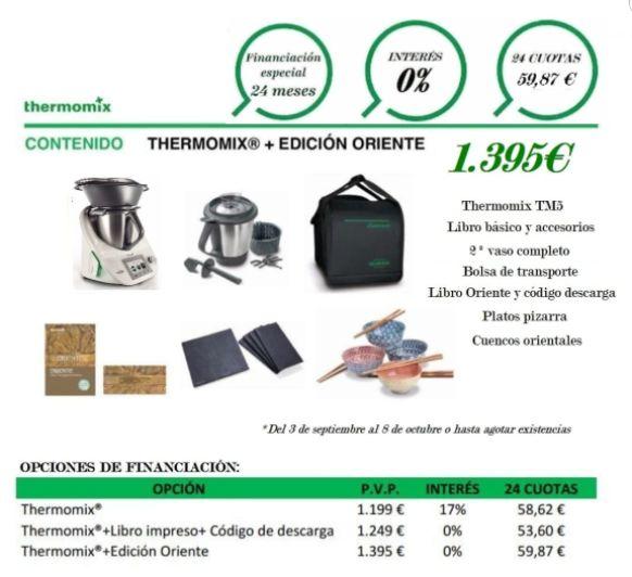 EDICIÓN ORIENTE Thermomix®