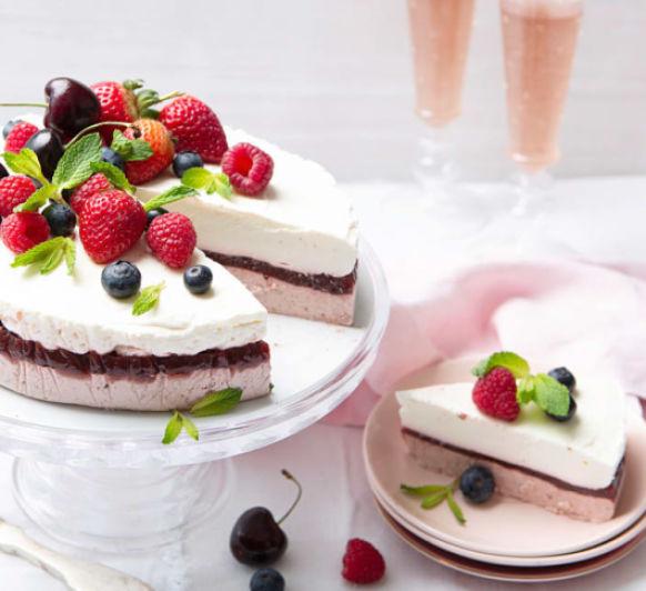 ''Espectacular tarta día de la madre Thermomix® ''mayo 2020