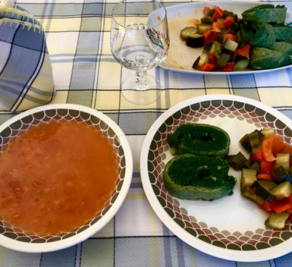 ¿Te gustaría preparar un menú muy sano y creativo?