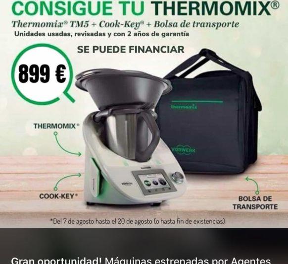 COMPRAR Thermomix® POR 899 EUROS.