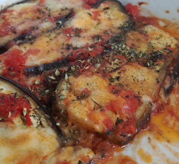 Receta de Berenjena a la pizzaiola hecha con Thermomix®