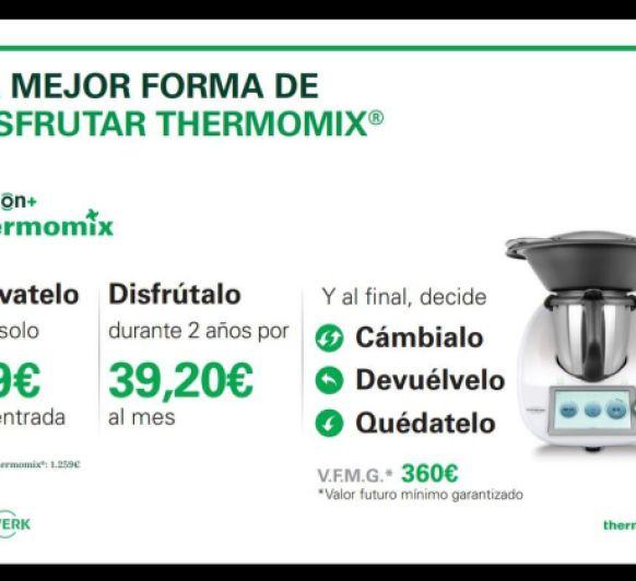 OPCIÓN + Thermomix® TM6