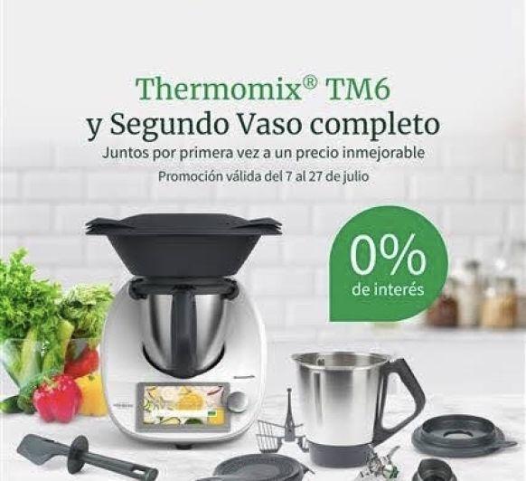 Compra tu Thermomix® con financiación especial al 0% !!!NUEVA EDICIÓN!!!