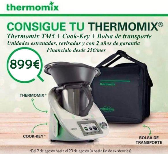 Gran oferta Thermomix® Km0